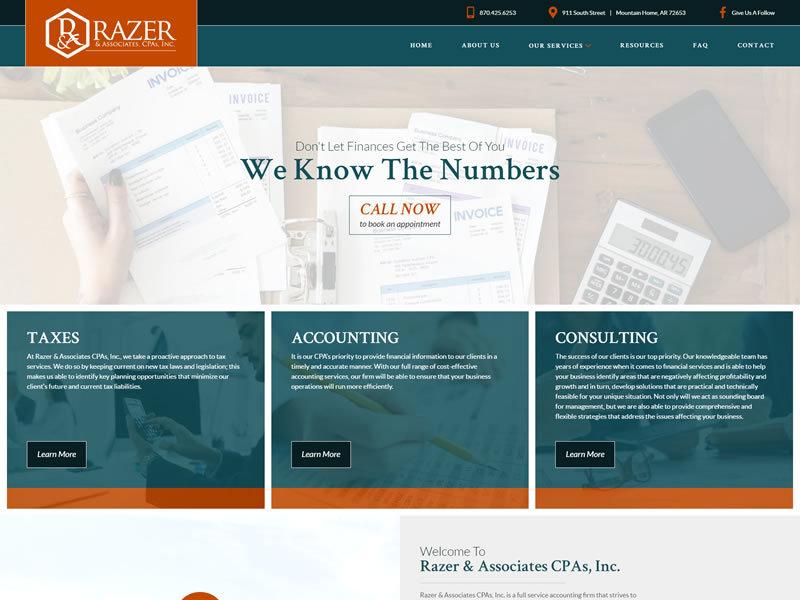 VisionAmp Web Design | Branding, Websites & Marketing Portfolio