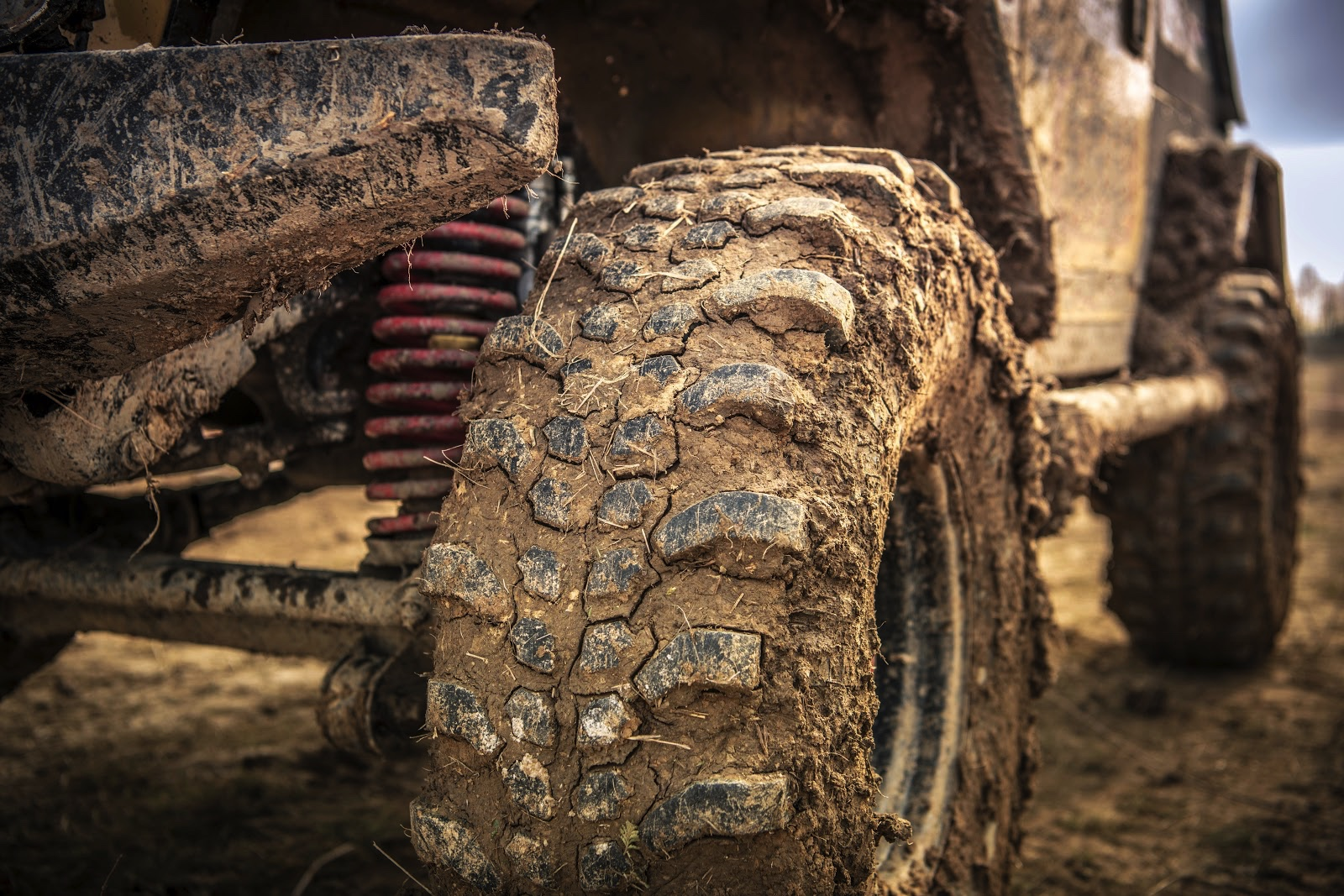 STUCK IN THE MUCK?
