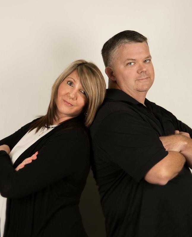 Jeff & Nina Upton - The Home Team