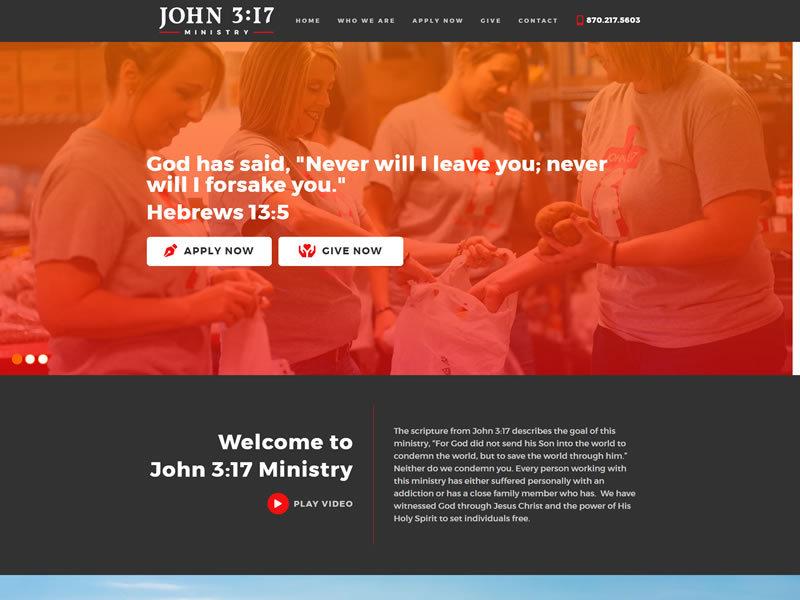 John 3:17 Ministries