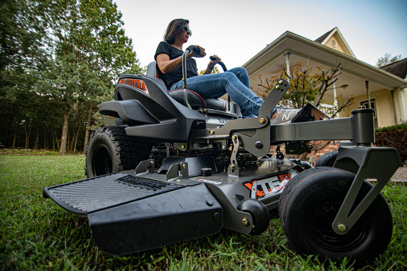 Spartan Mowers - RZ Series