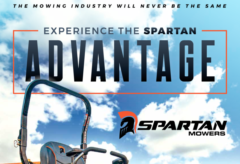 The Spartan Advantage for 2020 - Blog #1