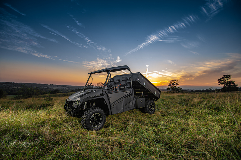 INTRODUCING the new Intimidator GC1K Truck UTV for 2020!