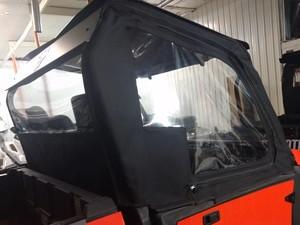 GC1K Soft Door and Rear Window Combo