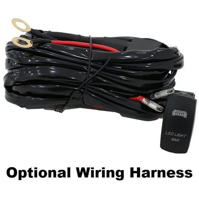 Light Bar Wire Harness