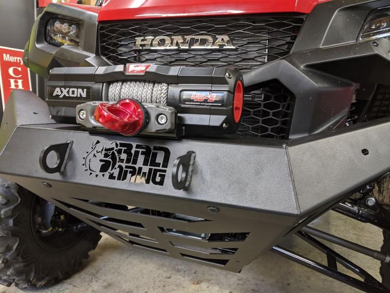 Bad Dawg Front Bumper - Honda Pioneer 1000