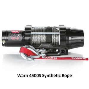 Warn VRX 45 Synthetic Rope Winch