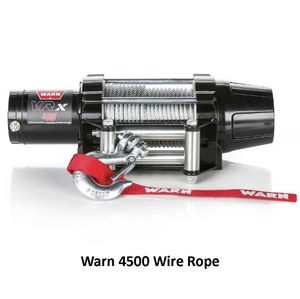 Warn VRX 45 Wire Rope