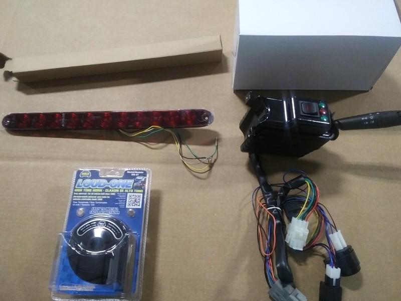 2020 GC1K Turn Signal Kit