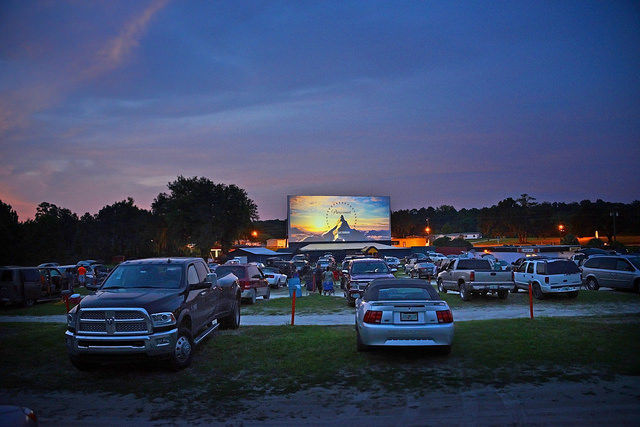 Kendra Drive-in - Marshall, AR