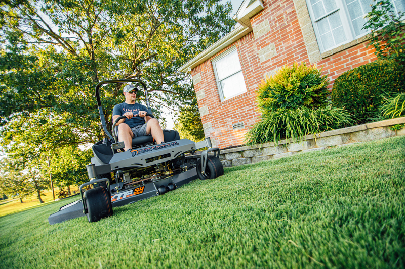 SPRING MOWING TIPS
