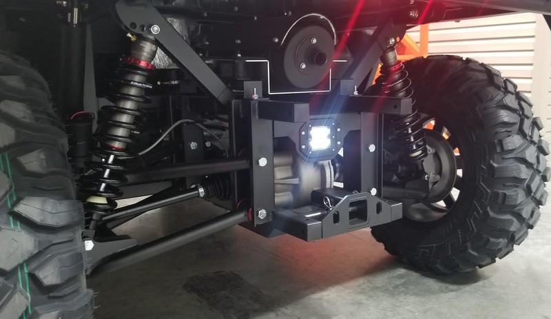 GC1K Reverse Light Assembly