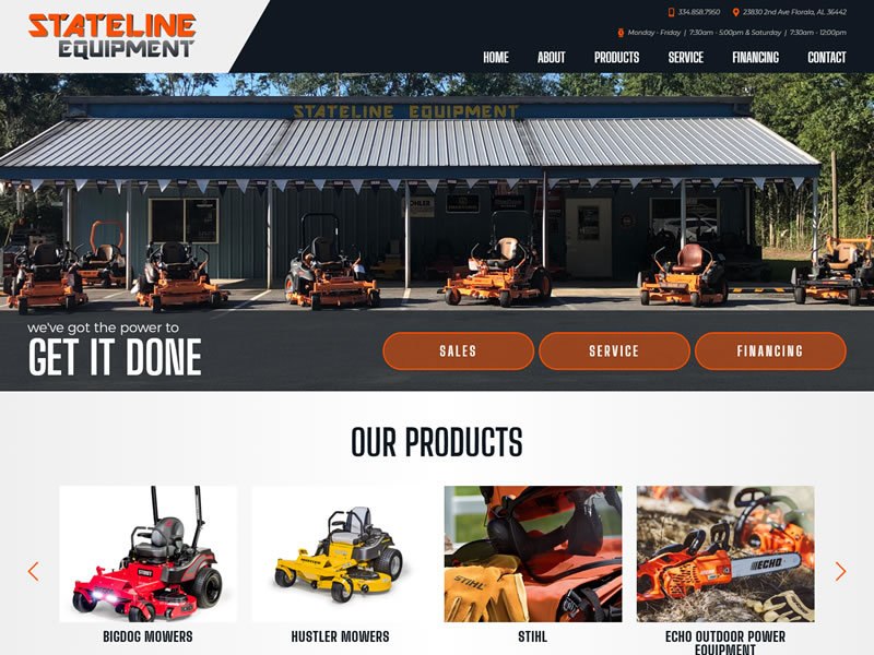 Stateline Equipment