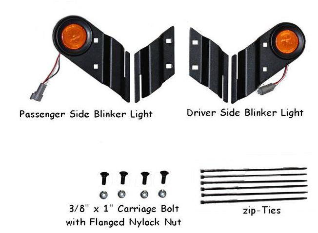 Intimidator Blinker Kit (2013-2017)