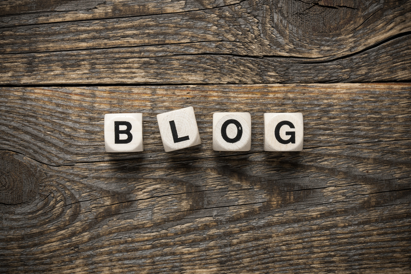 FIVE REASONS YOUR WEBSITE SHOULD HAVE A BLOG