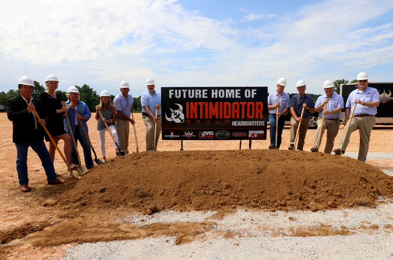 New Intimidator Production Facility