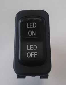 GC1K Vertical Light Bar Switch