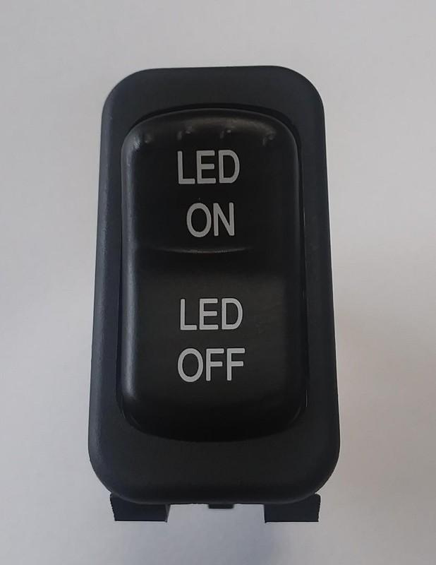 GC1K Vertical Light Bar Switch