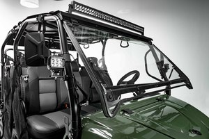 Intimidator Tilt Out Windshield Kit