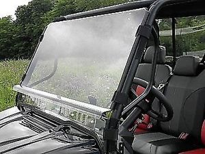 Intimidator Front Windshield - Lexan