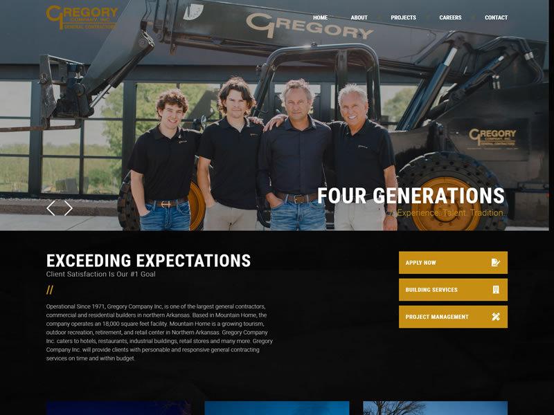 Gregory Company, Inc.