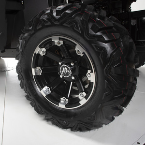 8-Ply Radial Tires