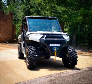 Polaris Ranger 1000 Winch Bumper