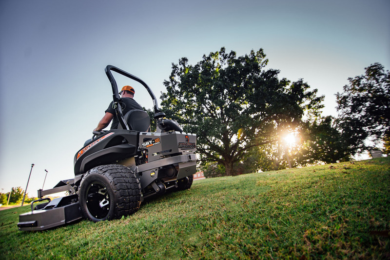 Spartan Mowers - SRT Series
