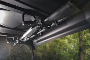 Quick Draw Above Head Gun Rack (23