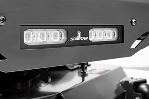 Split Beam Headlight