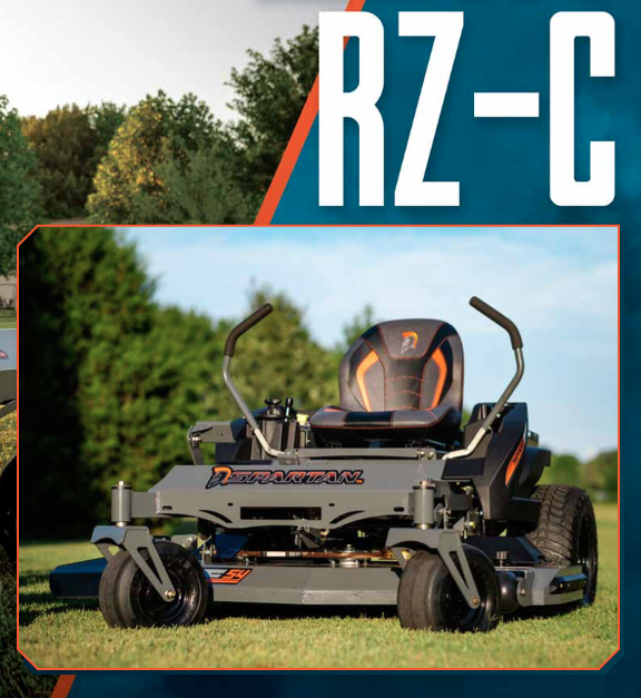 BIG THINGS IN SMALL PACKAGES - THE NEW SPARTAN RZ-C