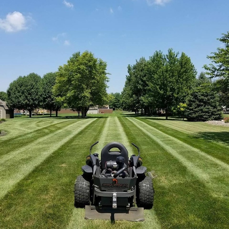 BENEFITS OF STRIPING YOUR YARD